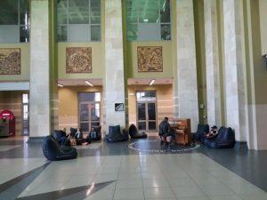 Viljnus željeznička stanica