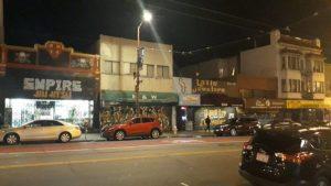 San Frncisko - Mission district