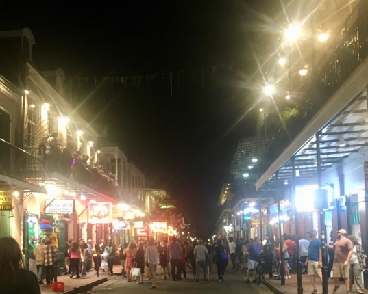 Best Things To Do In New Orleans bourbon street new orleans