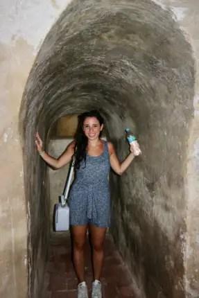 castillo de san felipe 4 days in cartagena colombia