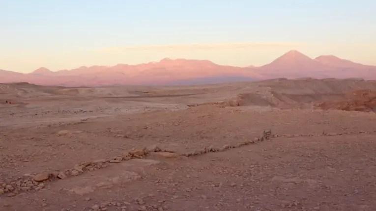 moon valley atacama desert