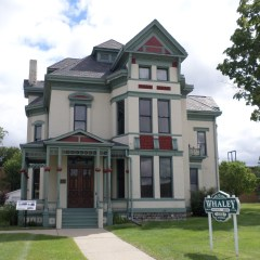 Crews, supporters determined to save, restore Whaley Historic House