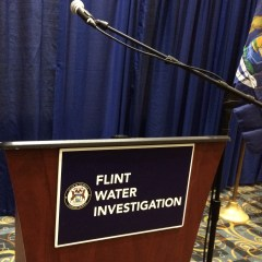 """Flint Mayor Weaver on EM indictments:  """"Take away the voice of democracy, you see what happens"""""""