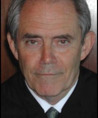 Judge Beagle, Pastor Sherm McCathern named Sybyl Award winners
