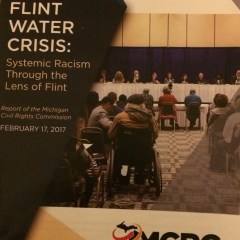 """Longstanding """"systemic racism"""" implicated in Flint water crisis, Civil Rights Commission asserts"""