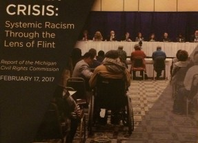 "Longstanding ""systemic racism"" implicated in Flint water crisis, Civil Rights Commission asserts"