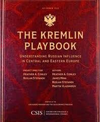 "Review:  ""The Kremlin Playbook"" depicts eroding democracies, prompting heebie-jeebies"