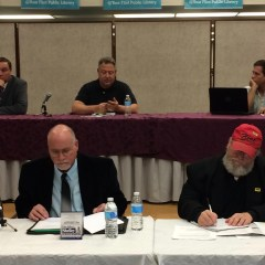 Water, water, water, we the people, and weed star in second mayoral forum