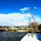 """Confluence of efforts on """"the spine of the city"""" changing the Flint River reality, narrative"""