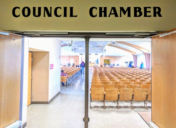 City Council Beat:  Council acts on 11 resolutions,  Mays ejected again