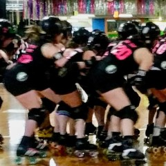 Flint Roller Derby team pairs competitive sport with high-energy fun