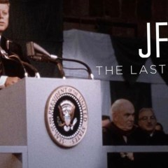 """Review:  """"JFK:  The Last Speech"""" juxtaposes power, the arts, and eloquence with a local angle"""