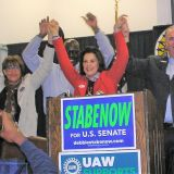Midterm election gives Dems the U.S. House, Michigan governor;  50 percent turnout in county