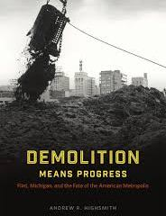 """""""Demolition Means Progress"""" discussion continues Dec. 8 at Broome Center"""