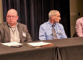 Science and distrust highlight PFAS town hall meeting