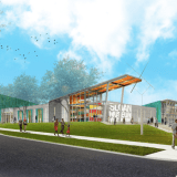 Sloan Museum breaks ground for $26 million expansion, aims to foster kids' love of learning, resilience