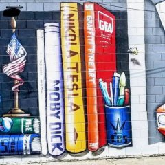Murals, millage and more:  an interview with Flint Public Art Project's Joe Schipani
