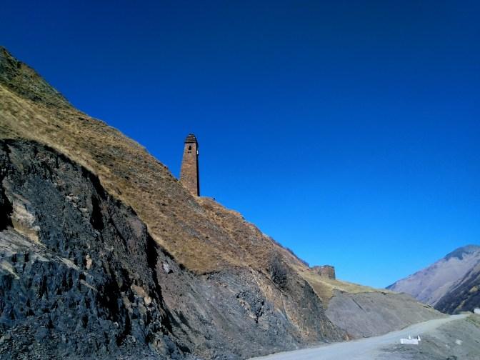 Lebaiskari Tower
