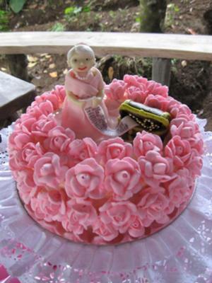 Grandma Sally S Treasures 90th Birthday Cake