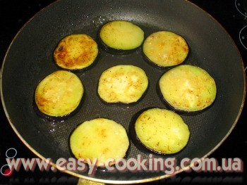 Закуска з баклажанів