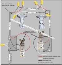 triple light switch wiring diagram wiring diagram lighting circuit diagrams for 1 2 and 3 way switching triple light switch wiring