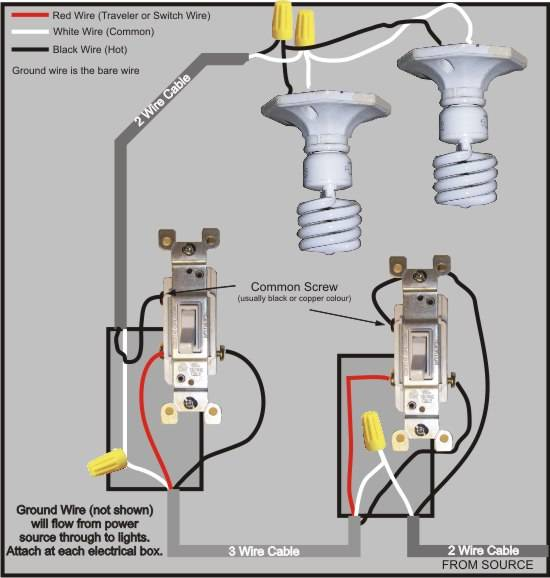 cooper 3 way wiring diagram  filter wiring diagrams leader