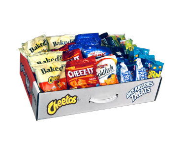 Cal Pack Healthy Snack Fundraiser
