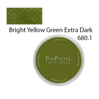 Bright Yellow Green Extra Dark 680.1