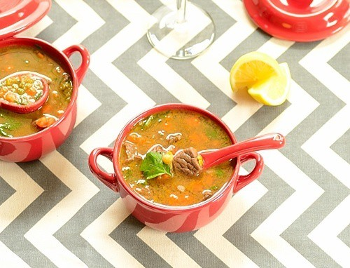 Lentil and Beef Soup (Sopa de Lentilha) and Valuable Tips on How to Cook Lentils Correctly...