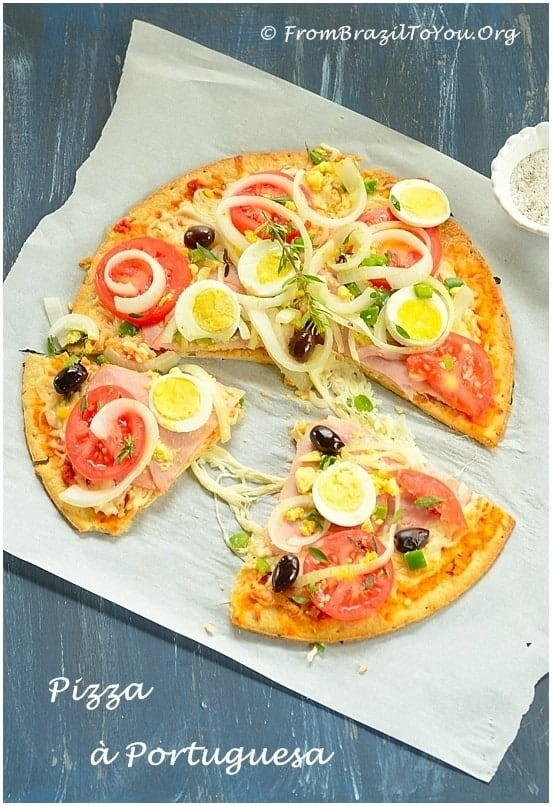 Pizza a Portuguesa