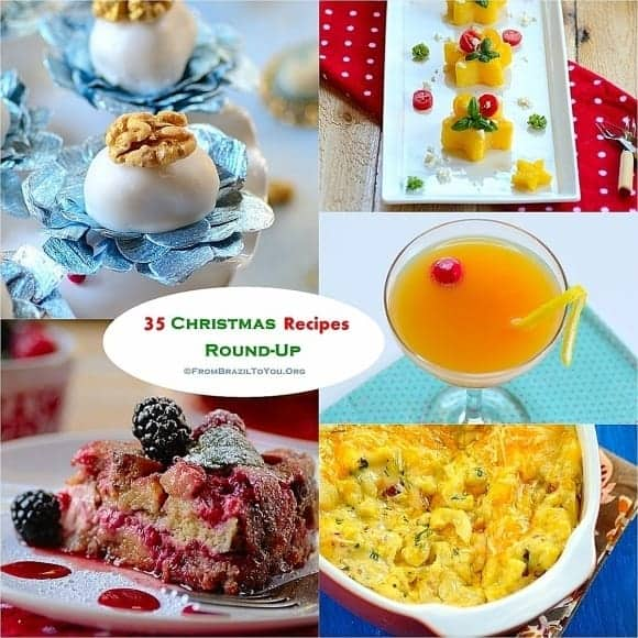 35 Christmas Recipes Round-Up