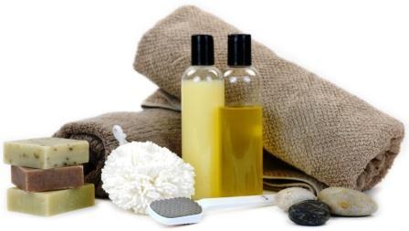 soaps  shampoo