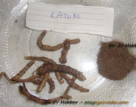 Kutki - Picrorhiza kurroa dry root