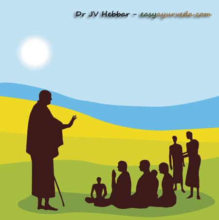 Teaching Ayurveda