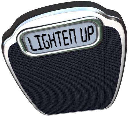 lighten up your body