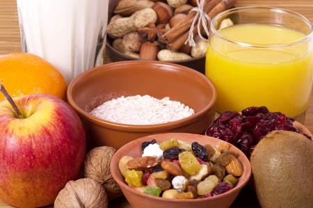 nutrition rich food