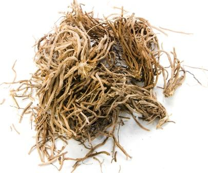 dired vetiver root