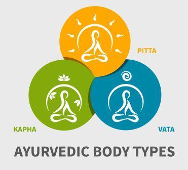 prakriti - Dosha body type