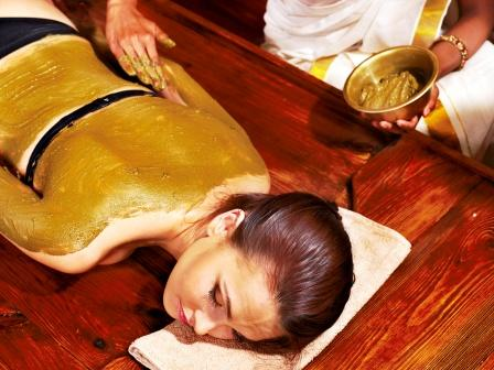 Lepa Ayurvedic therapy for low back ache