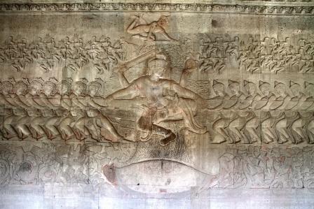 Samudra-Manthan-Churning-of-the-Ocean-Angkor-Wat