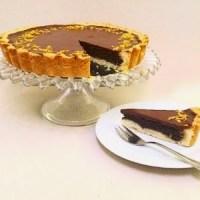 טארט פרג ושוקולד