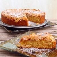 עוגת טוסקה טורטה, עוגת שקדים שבדית
