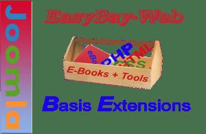 Joomla Extension Basispakete für eine erfolgreiche Business Webseite