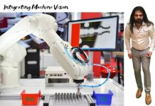 Integrating Machine Vision