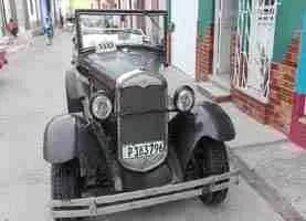 Classic Car Hire