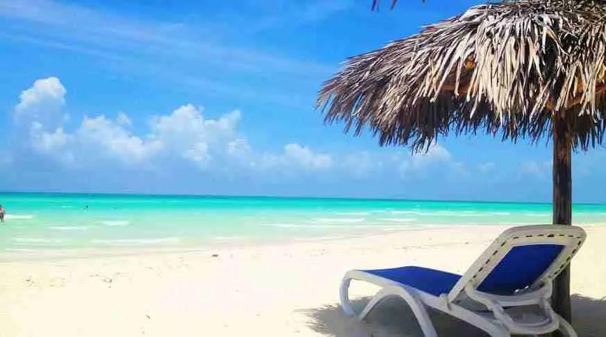 Cuba sun and beach destine