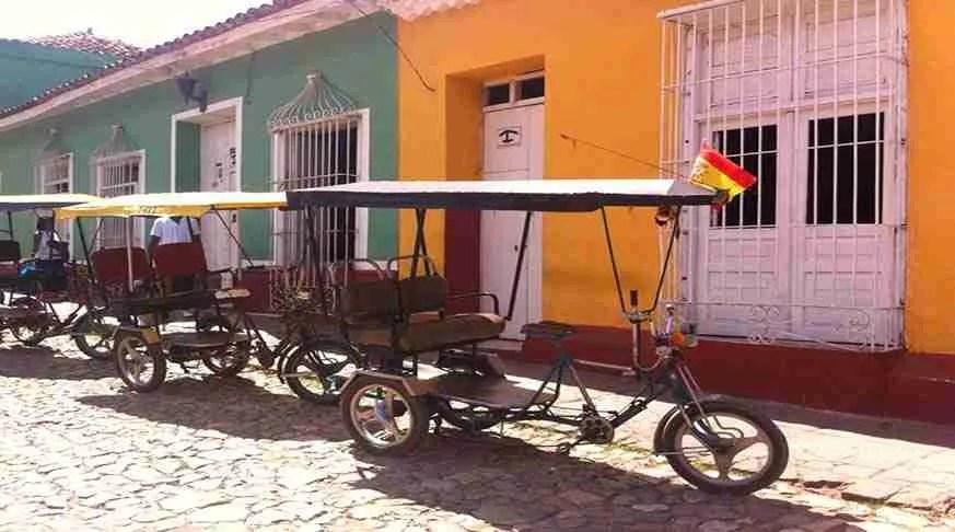 Trinidad in Bici