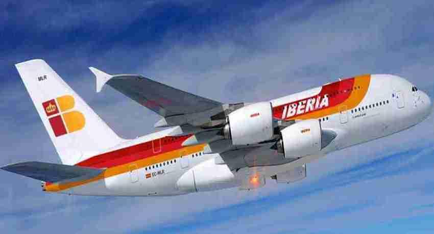 vuelos iberia air line. air iberia