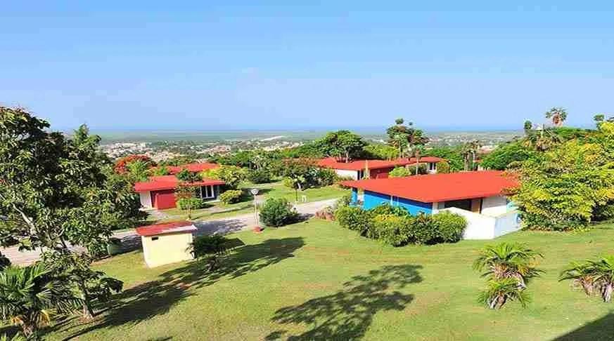 Las Cuevas Hotel