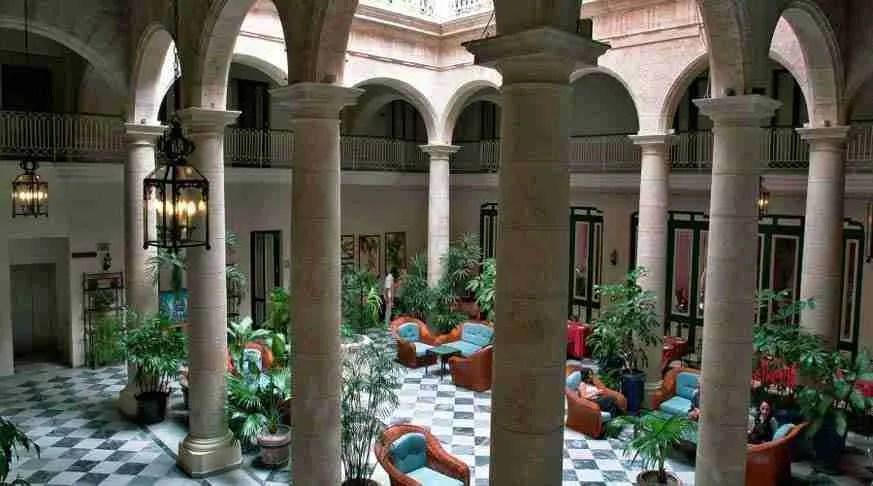 Hotel Florida habana cuba